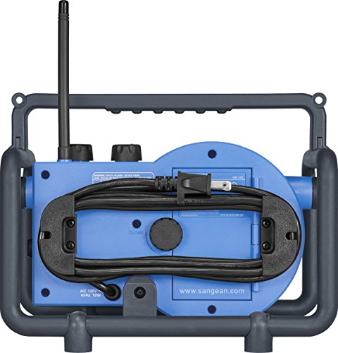 Sangean BB-100 AM / FM / Bluetooth / Aux-in Ultra Rugged Digital Tuning Rechargeable Radio