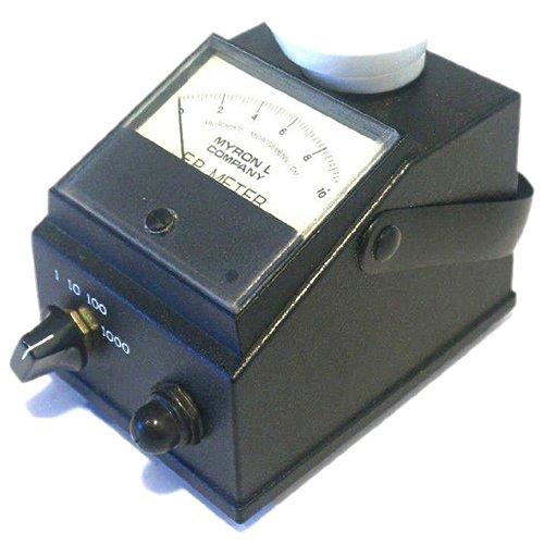 Myron L EP-10 DS Conductivity Meter, 0-10, 100, 1000, 10000 micromhos/microsiemens, 2-30 Mega Ohm 51zAgA79caL