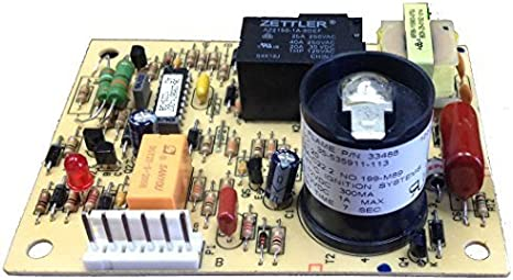 RV Heater Circuit Board Gas Furnace Igniter Ignition Control Atwood Part 31501