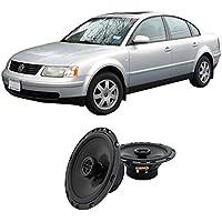 Fits Volkswagen Passat 1998-2005 Rear Door Factory Replacement Harmony HA-R65 Speakers