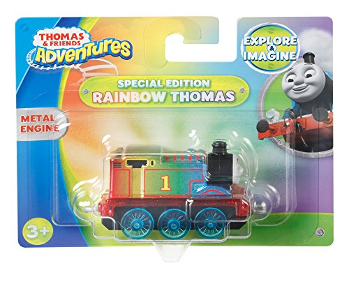 Thomas FJP74 Adventures Special Edition Rainbow Thomas for $<!--$2.01-->