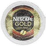 NESCAFÉ Gold Dark Roast (Pack of 12 Cups), 12 Count