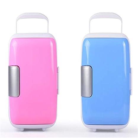 LYGS Mini Ideal para latas de refresco. Nevera portátil. Conéctala ...