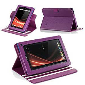 Poetic DuraBook Case for Acer Iconia B1-A71 7-Inch Android Tablet Purple (3 Year Manufacturer Warranty From Poetic)