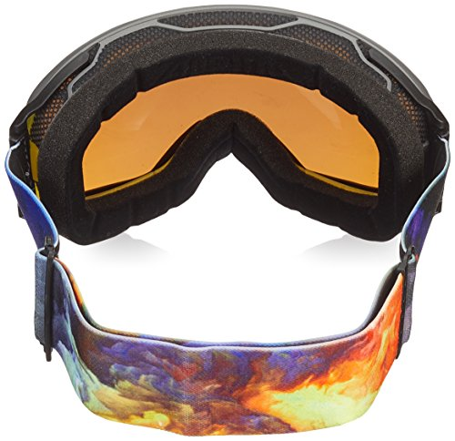 Alpina Masque de ski Big Horn taille unique Trans Yellow/Anthracite