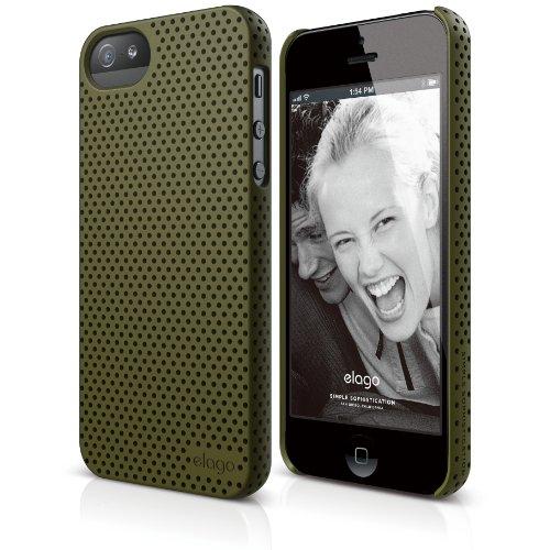 iPhone elago Breathe Feeling Green