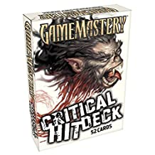 Gamemastery Critical Hit Deck New Printing by Jason Bulmahn (2010-04-01)