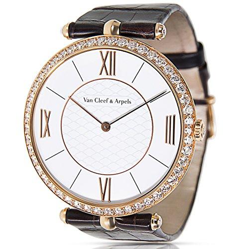 van-cleef-arpels-pierre-arpels-hh-5111-mens-watch-in-diamond-18k-rose-gold-certified-pre-owned