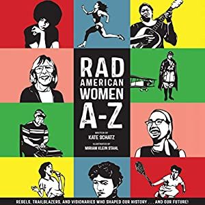 Rad American Women A-Z Audiobook