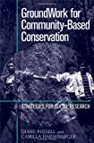 Groundwork for Community-Based Conservation, Diane Russell and Camilla Harshbarger, 0742504387