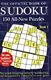 The Official Book of Sudoku, Wayne Gould and Plume, 0452287200