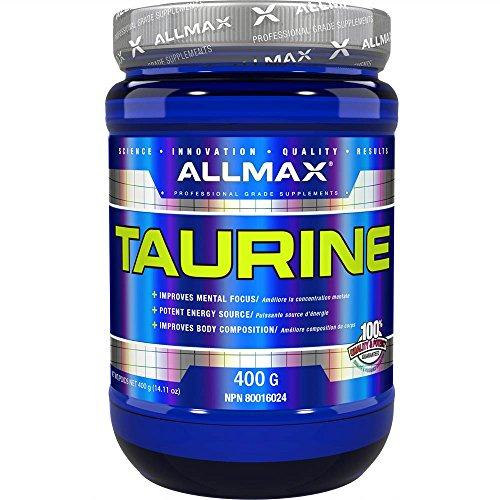 Volumizer Muscle Cell (ALLMAX Nutrition Taurine, 400 g)