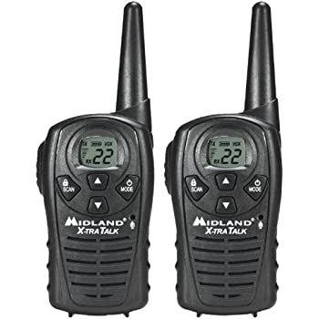 Amazon.com: Uniden 16-Mile 22 Channel Battery FRS/GMRS Two