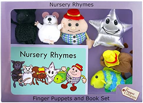 Acorn hand puppet stoy telling puppet education puppet nursery rhyme puppet