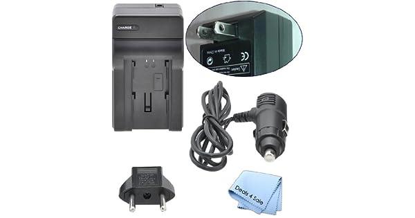 Amazon.com: nextop-canon LC-E5 marca nueva batería de pared ...