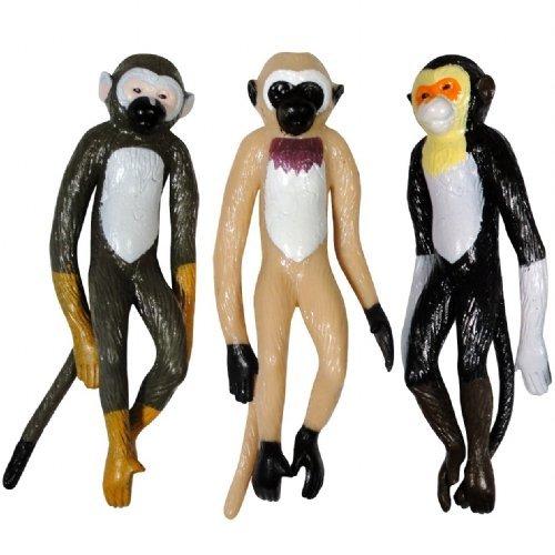 Blue Frog Toys 12.5cm Stretchy Monkey Sensory Toy