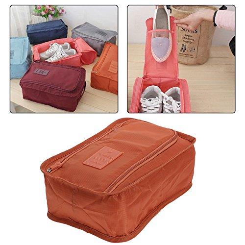 高価値セリー redsonics ( ( TM )旅行ストレージバッグ6色ランドリー靴Sortingポーチポータブルオーガナイザーバッグダブルファスナーオーガナイザー Rs-32825444912-CMT-Storage-Light Grey B077PST3XQ Grey オレンジ オレンジ オレンジ, ウッドミッツ:aa080f4f --- efichas.com.br