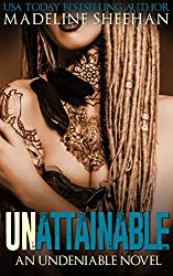 Unattainable (Undeniable Book 3)