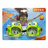 Intex Fun Goggles, Case of 12