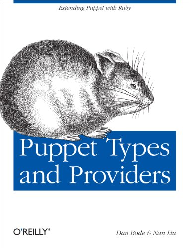 Puppet Types and Providers: Extending Puppet with Ruby Kindle Editon