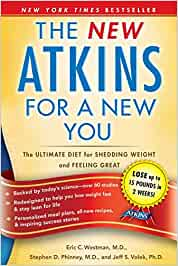 NEW ATKINS FOR A NEW YOU: Amazon.es: WESTMAN, ERIC C.: Libros en ...