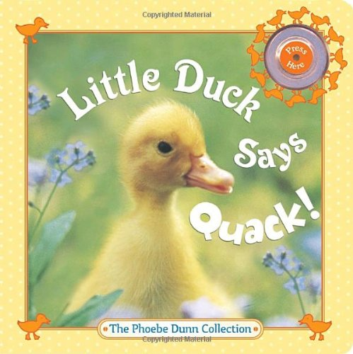 Little Duck Says Quack! by Random House