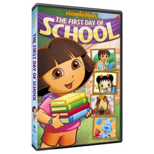 Nick Jr. Favorites: The First Day Of School DVD