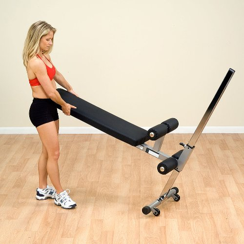 Body-Solid GAB60 Adjustable Ab Board by Body Solid (Image #4)