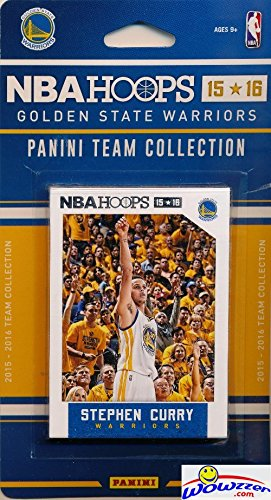 Warriors Panini Basketball Complete Featuring