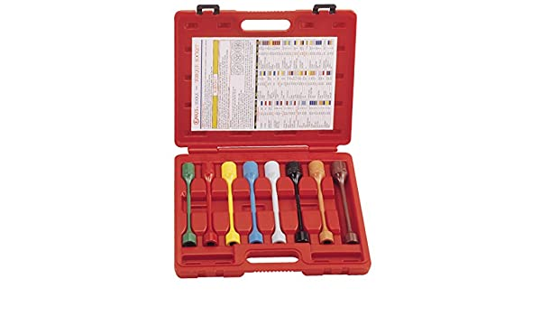 21mm Torq Lb 60/' 60 Lb Skt Genius Tools 421M060 1//2 Dr