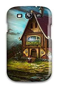 Brooke C. Hayes's Shop Cheap 1521151K24132677 Anti-scratch And Shatterproof Painting Phone Case For Galaxy S3/ High Quality Tpu Case