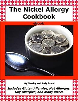 Nickel Allergy Cookbook eBook Allergies ebook product image