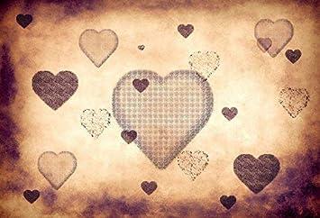 Vintage Heart Wallpaper