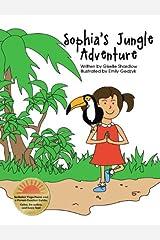 Sophia's Jungle Adventure: A Fun, Interactive and Educational Kids Yoga Story Kindle Edition