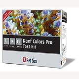 Red Sea Fish Pharm ARE21515 Saltwater Reef Color Pro Multi Test Kit for Aquarium