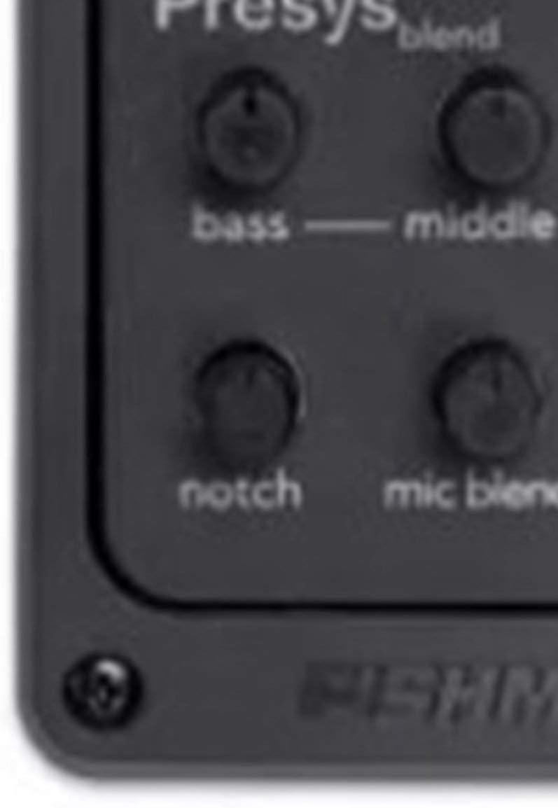 Guitare acoustique pr/éampli guitare pr/éampli micro 6,5 mm sortie sortie bo/îte /électrique accessoire de guitare