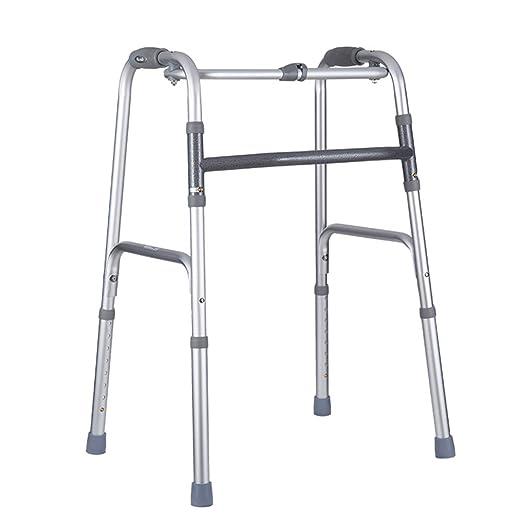 XINKONG Andador Soportes para Caminar Andador Plegable De ...