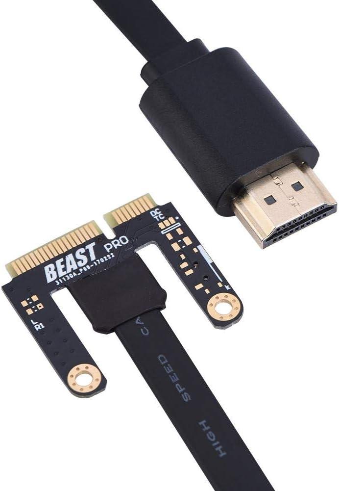 EXP GDC Beast HDMI to Mini PCI-E Cable Cord Mini Pci-e Cable fo sa HDMI to Mini PCI-E Cable