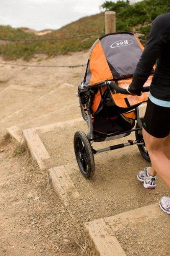 Bob Revolution Se Single Jogging Stroller Black Buy