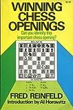 Winning Chess Openings, Fred Reinfeld, 0020297602