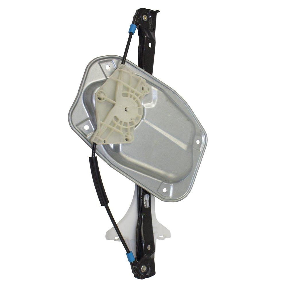 Drivers Rear Power Window Lift Regulator Replacement for VW Volkswagen GTI Rabbit 1K4839461A 135-50139L
