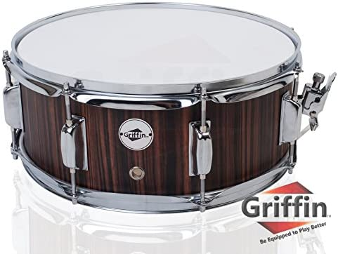 49f3834bd827 Amazon.com  Snare Drum by Griffin