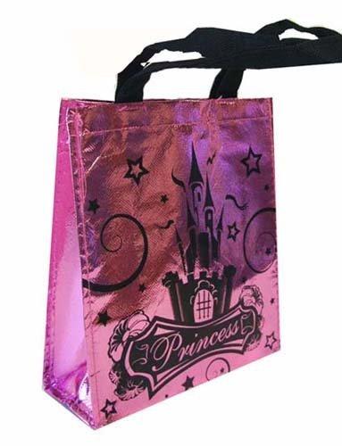Small Castle Tote Princess Tote Bag