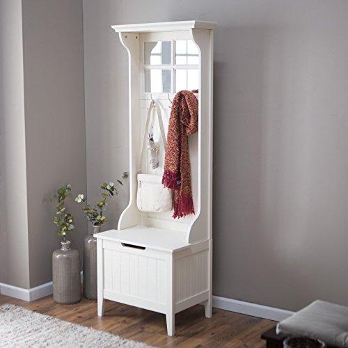 Amazon.com: belham salón Richland Mini de árbol de – blanco ...