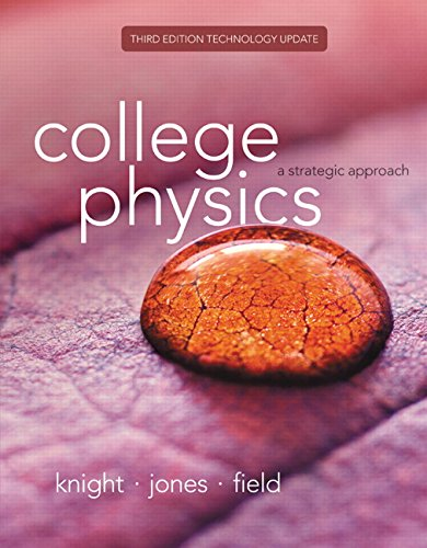 College Physics: A Strategic Approach Technology Update Plus Mastering Physics with eText -- Access Card Package (3rd Edition)