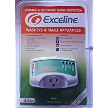 Electronic Surge Protector for Front and Top Load Washers, Gas Dryers, LED, LCD and Plasma Tv's