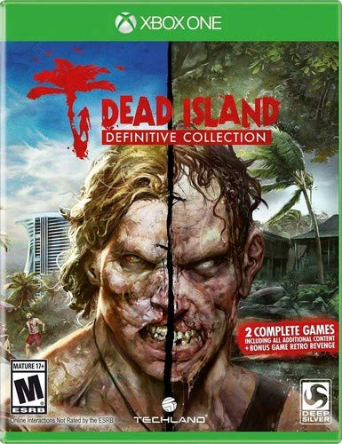 Dead Island Definitive Collection - Xbox One (Dead Rising Best Weapon)