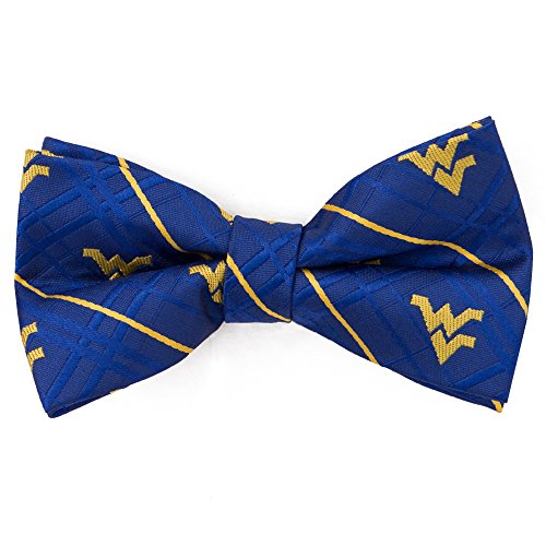 Eagles Wings West Virginia University Oxford Bow Tie ()