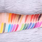 39 Colors High Pigmented Shimmer Matte Eyeshadow