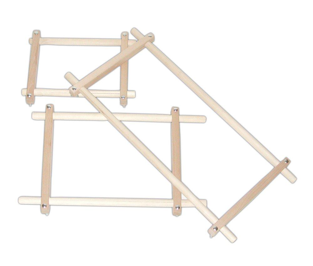 Edmunds 2800 2800 Split Rail Scroll Frame Set Notions - In Network